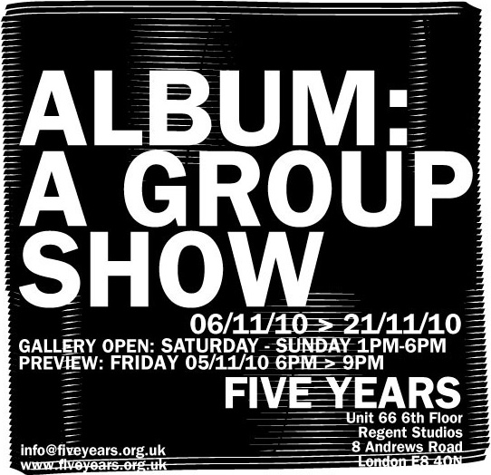 Album: A Group Show