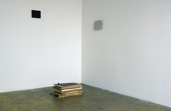 Visitors (installation view)